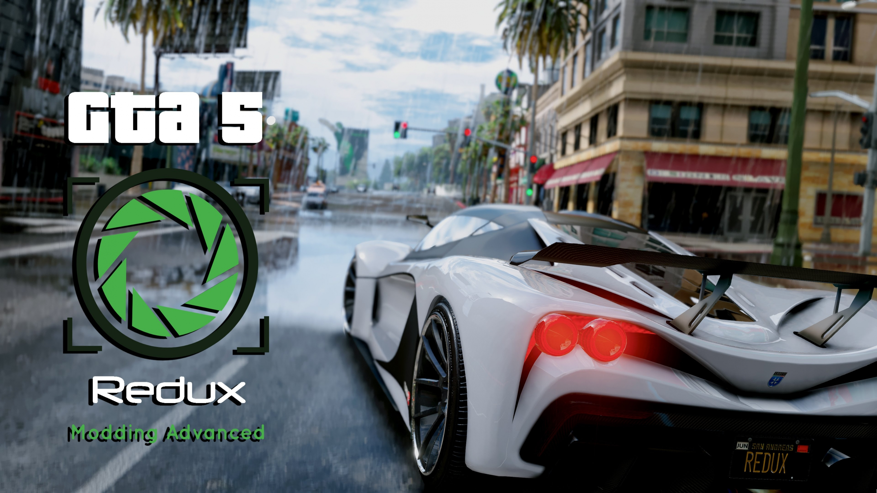 GTA 5 REDUX + PATCH DAY 1 (torrent)