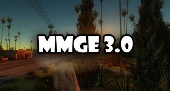 Графический мод MMGE 3.0 для GTA SA