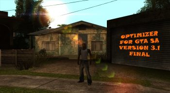 Optimizer for GTA SA v3.1 FINAL