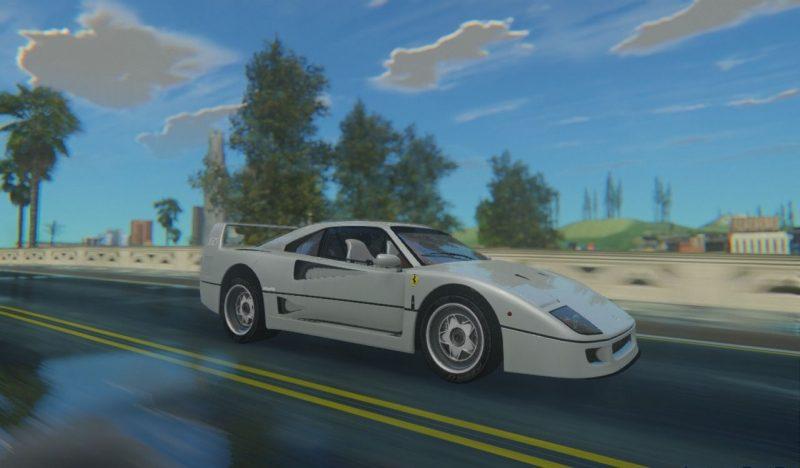 SA_XEnhancer 3.2 Final — Реалистичная графика как в GTA 5