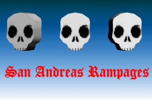 Вспышки ярости v2 - SA Rampages v2