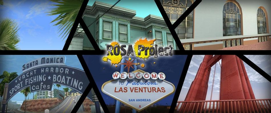 RoSA Project Reborn (Обновление от 11.12.19)